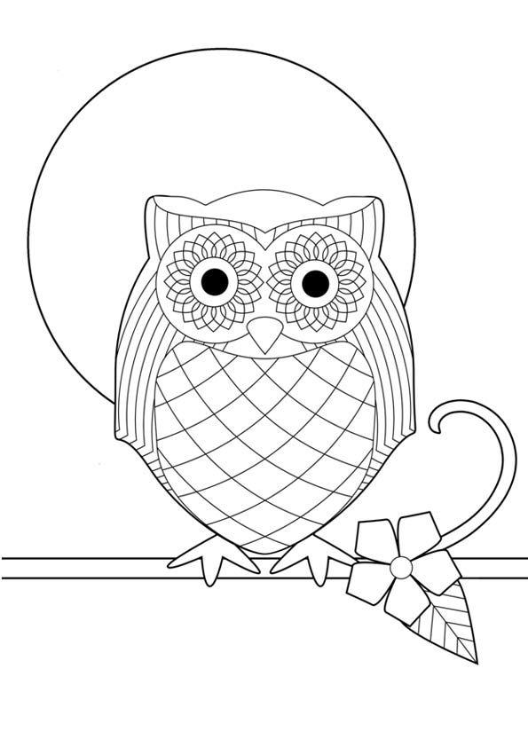 595x842 Print Coloring Image Patterns