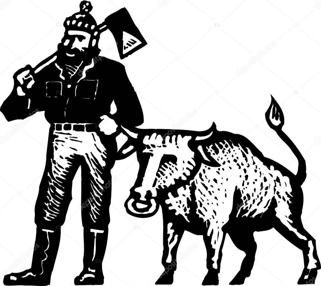 paul bunyan drawing at getdrawings com free for personal use paul rh getdrawings com paul bunyan and babe clipart paul bunyan clip art free