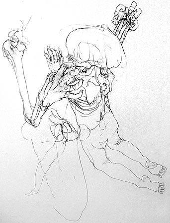 342x450 114 Best Line Drawings Images On Artist Sketchbook