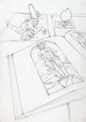 282x400 Regina Granne Increments Drawings, 1970 1995