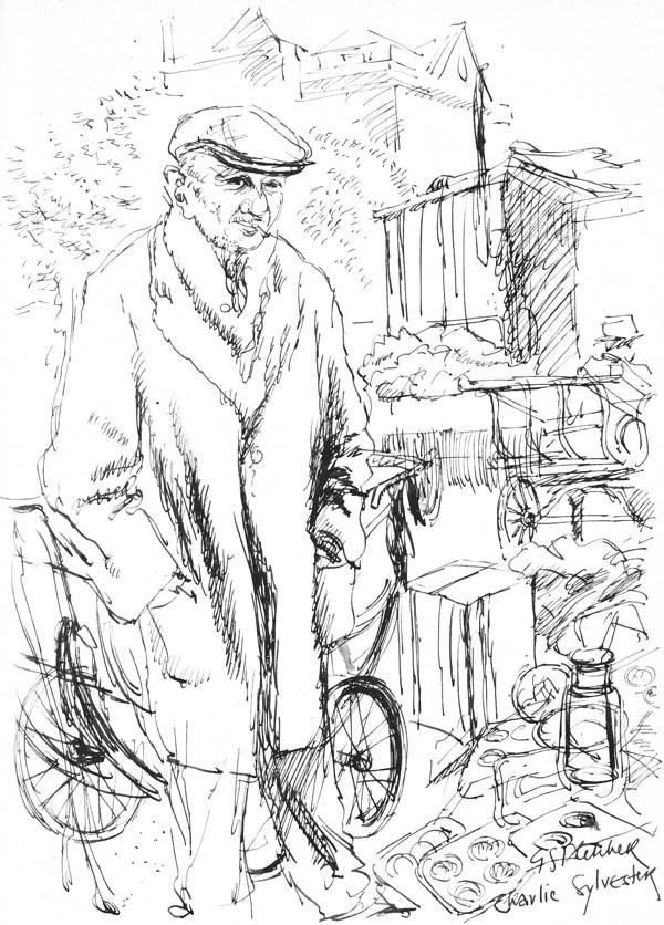 600x836 Geoffrey Fletcher's Pavement Pounders Spitalfields Life