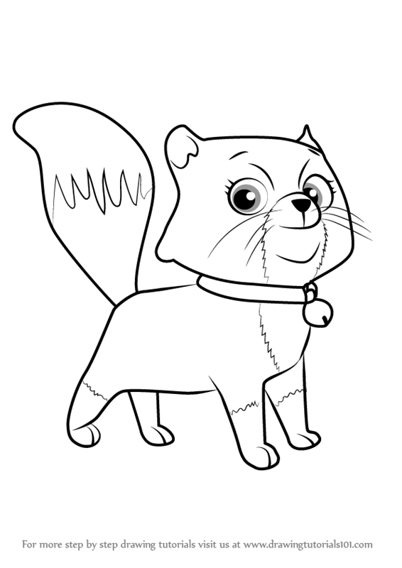Paw Drawing At Getdrawings Com Free For Personal Use Paw