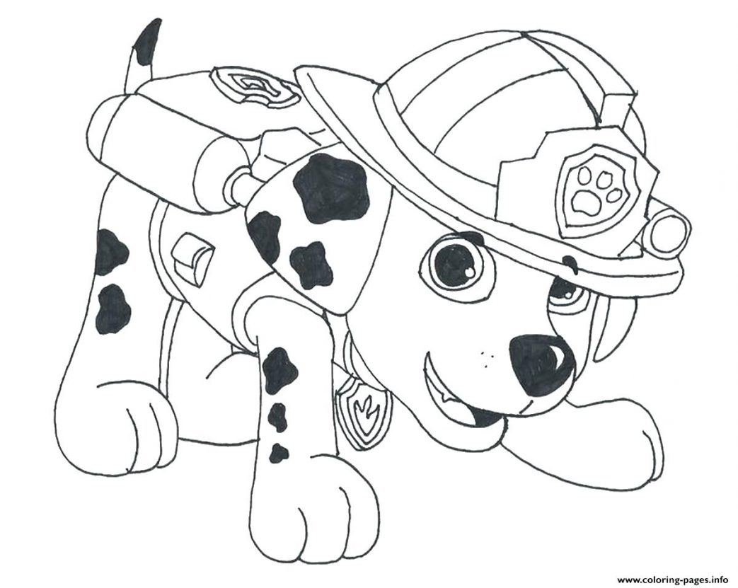 1043x831 Free Printable Paw Patrol Christmas Coloring Pages Pics To Color
