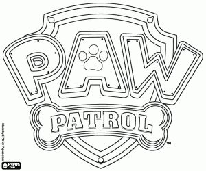 Paw Patrol Drawing Games