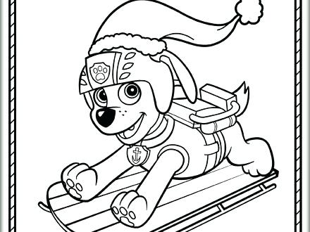 440x330 Paw Patrol Coloring Book Together With Paw Patrol Coloring Book