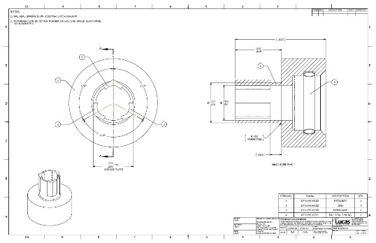 538x348 Gallery Mechanical Assembly Drawings Pdf,