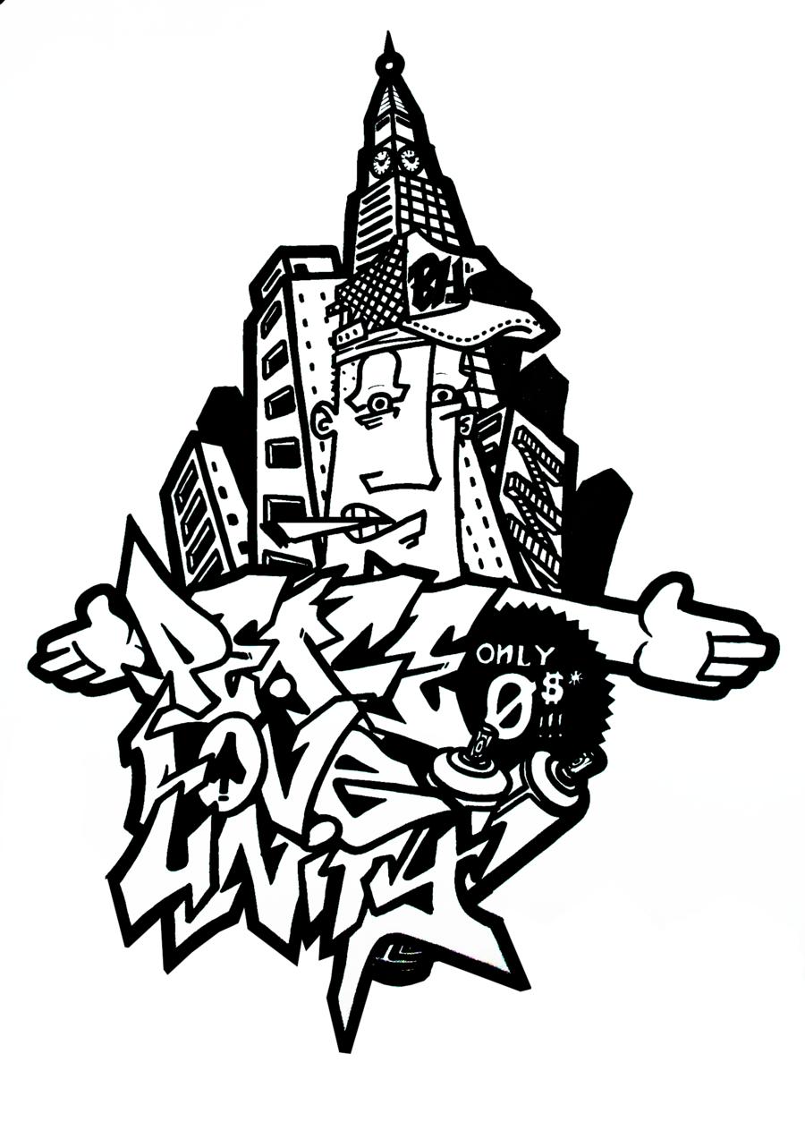 900x1254 Peace Love Unity V.2 By Sameroner