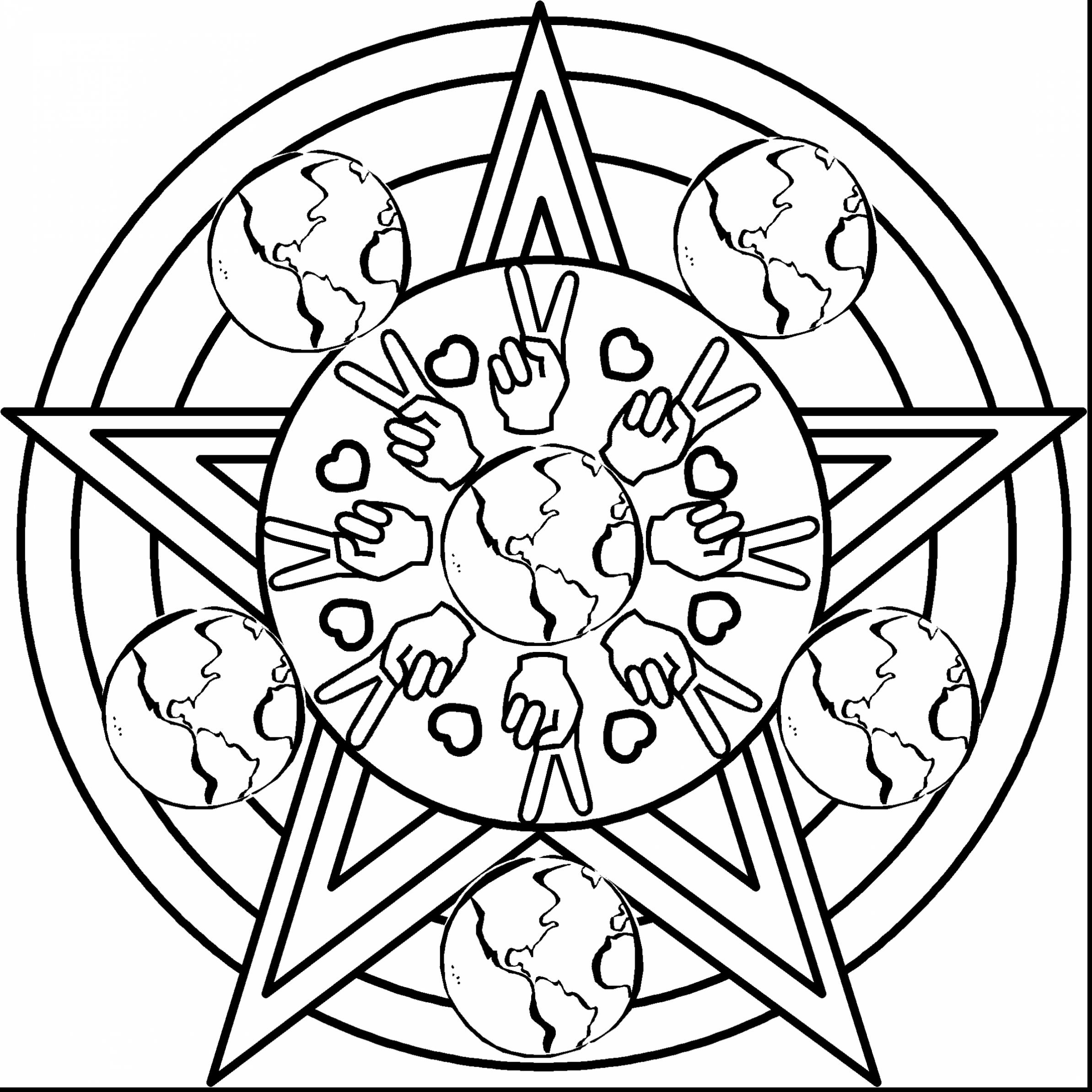 2387x2387 Wonderful Peace Love And Happiness Coloring Pages With Peace