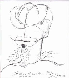 266x300 Peace Of Mind Drawings Fine Art America