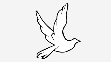 454x255 Top 25 Free Printable Peace Sign Coloring Pages Online
