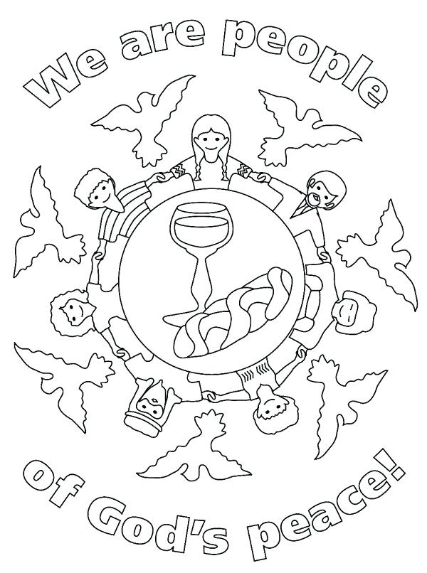 600x806 Coloring Pages Of Peace Signs Pin Drawn Peace Sign Coloring