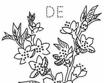 340x270 Delaware Flower Etsy