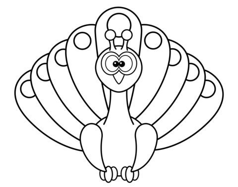 480x378 8 Best Peacocks Are The Best! Images On Coloring Books