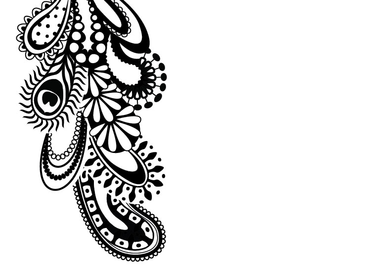 779x537 Peacock Clipart Desined