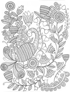228x300 White Peacock Drawings Fine Art America