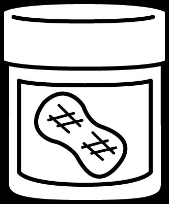 332x402 Peanut Butter Cliparts