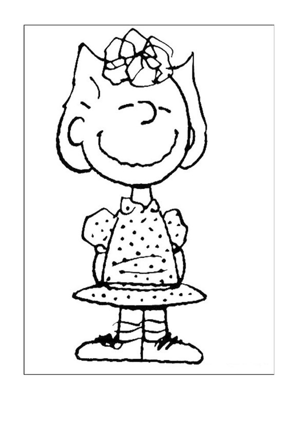 600x848 Snoopy Coloring Pages 13 Coloring Pages For Kids