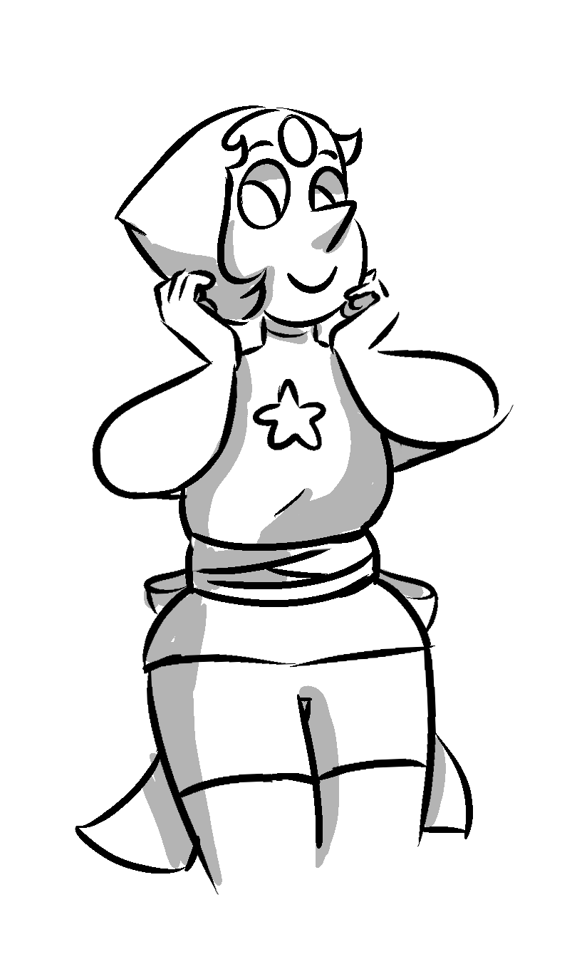 796x1360 If Poeple Can Justify Drawing Rose And Amethyst Skinny, Then We
