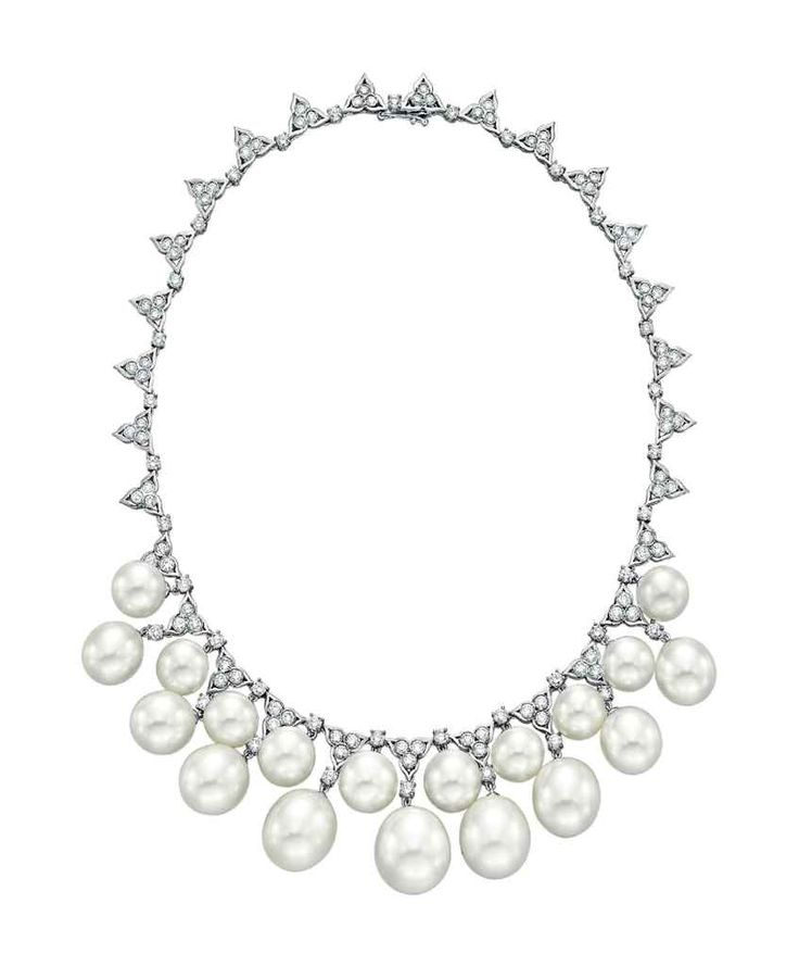 736x889 533 Best Pearl Necklaces Images On Pearl Necklaces