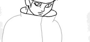 300x140 How To Draw Pein From Naruto Drawing Amp Illustration Wonderhowto
