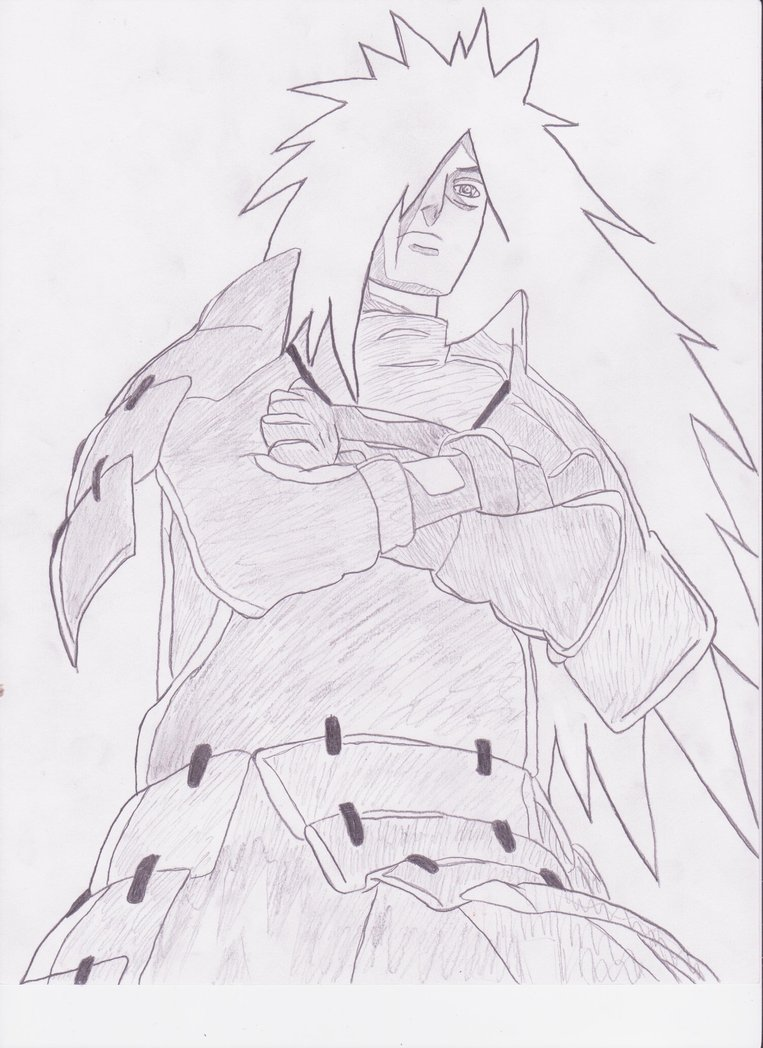 763x1048 Madara Uchiha By Pein The God