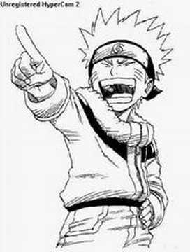272x360 My Naruto Pen Drawing