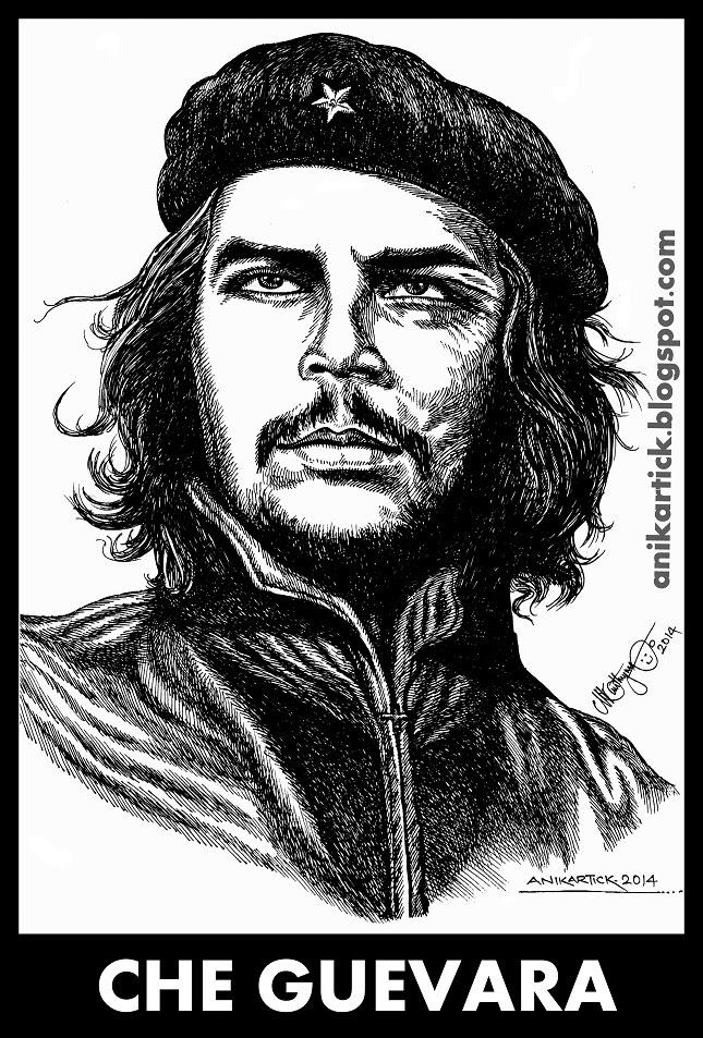 645x953 Che Guevara