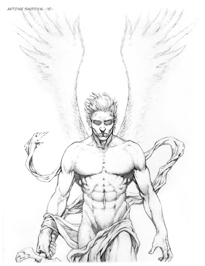 pencil angel drawing at getdrawings com free for personal use