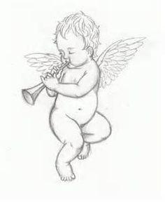 236x288 Little Angel Drawings In Pencil
