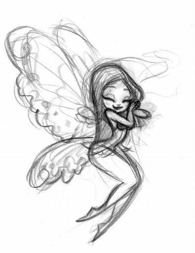 395x512 Fairy Drawing Fairy Drawings Fairy, Draw And Sketches