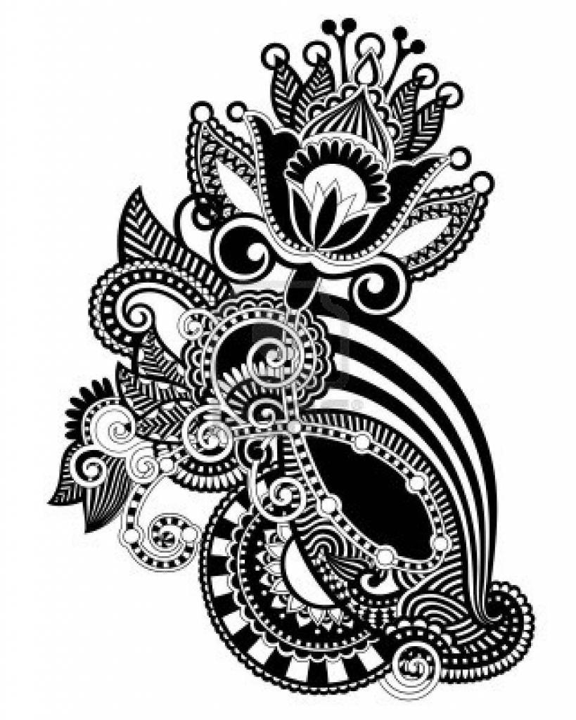819x1024 Pencil Drawings Of Designs Drawing Art Design Kids Drawing