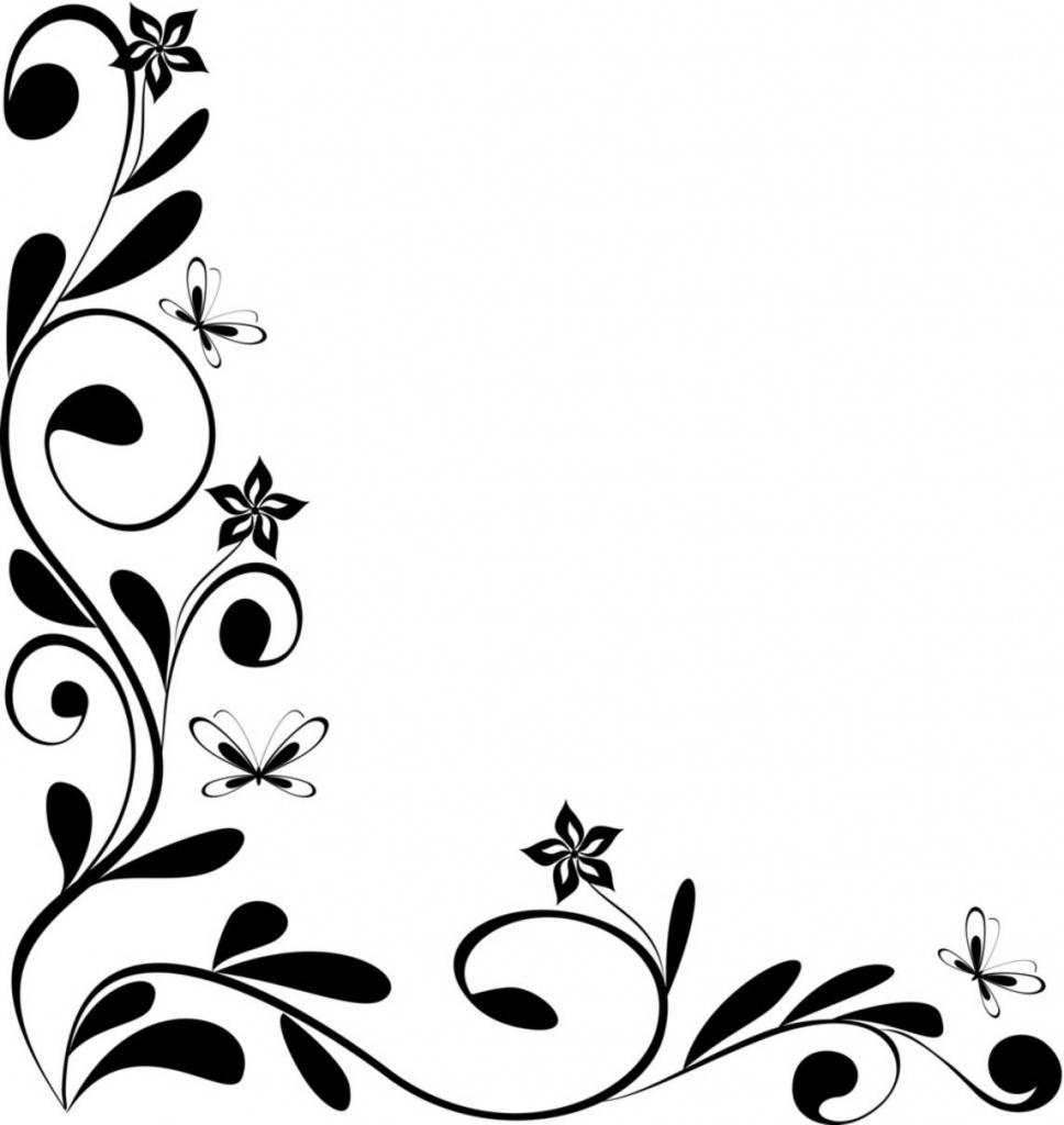 968x1024 Pencil Sketches Of Art And Design Pencil Sketch Flower Design 3d