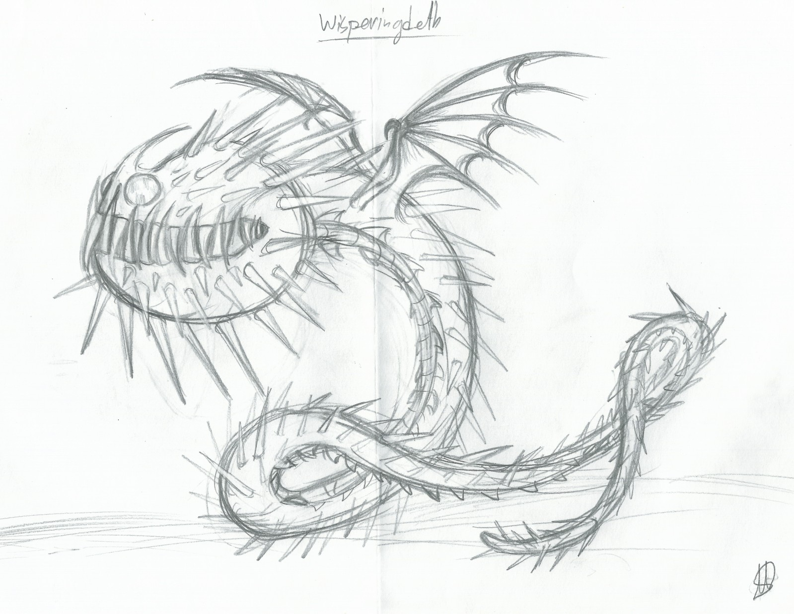 1599x1238 Dragon Pencil Art School Of Dragons How To Train Your Dragon Games