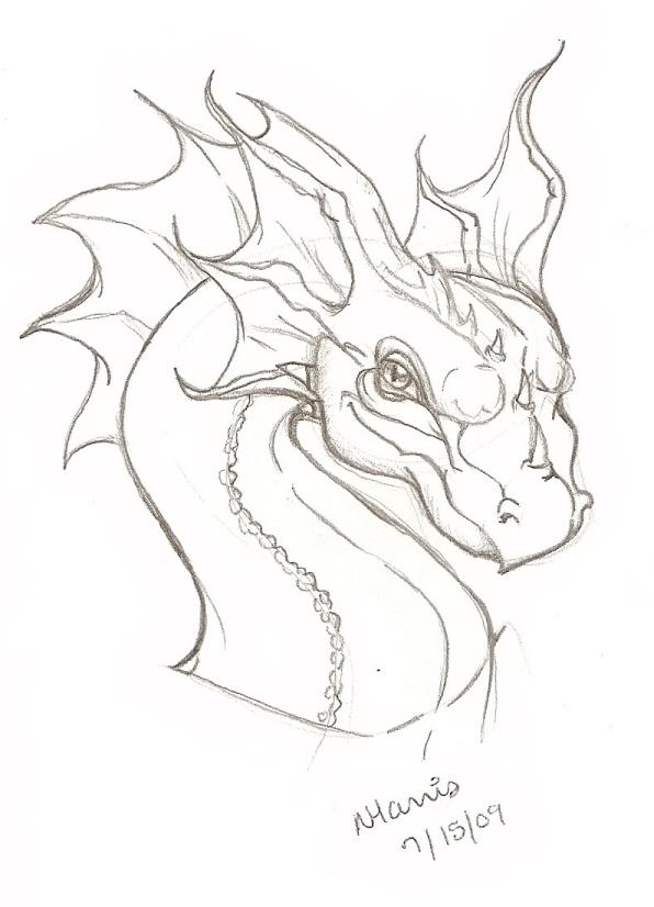 596x826 Water Dragon