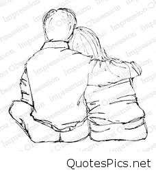 228x251 Love Couple Drawings, Pics, Quotes And Images 2016