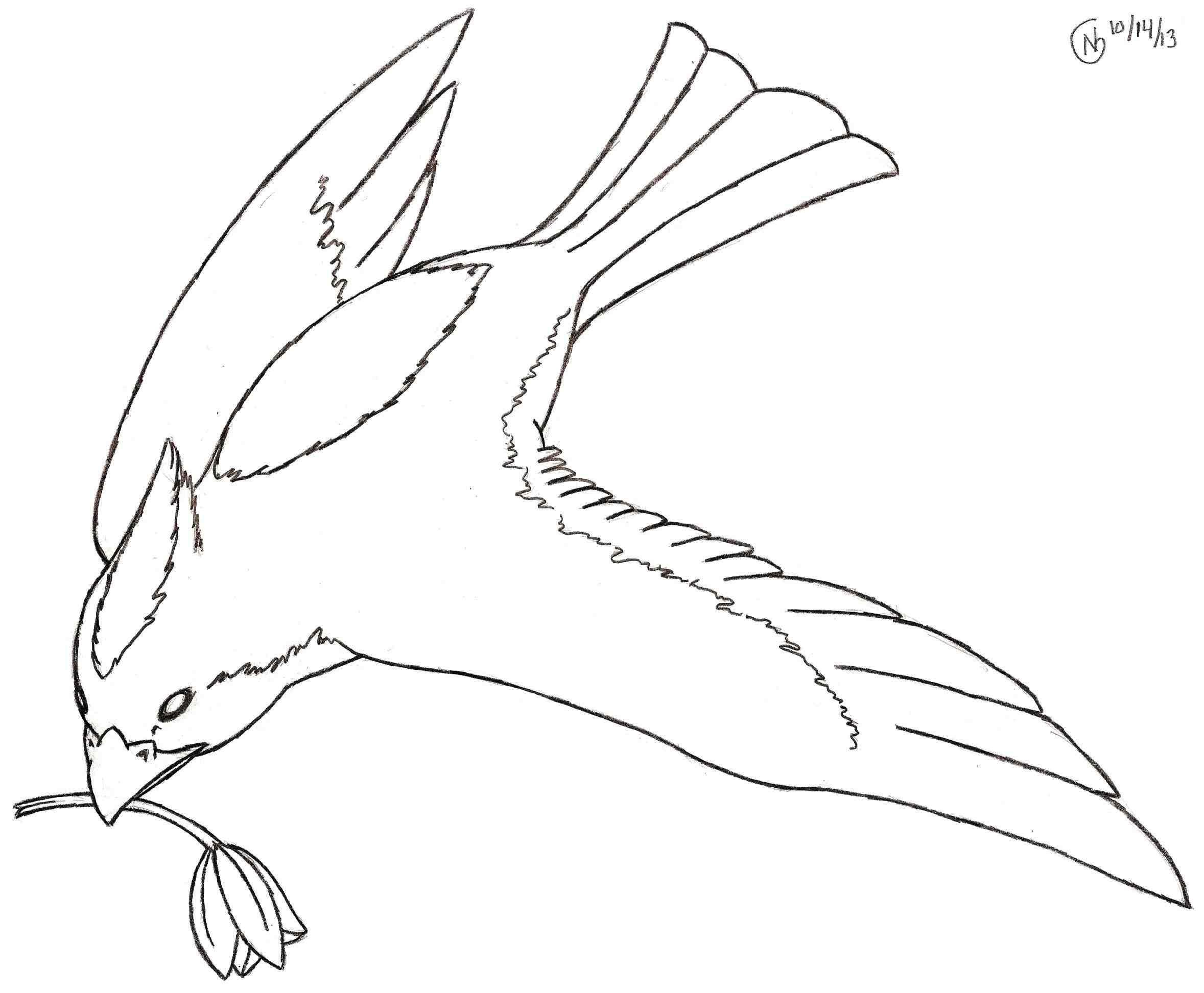 2357x1945 Drawing Of A Flying Bird Drawing Of A Flying Bird Flying Bird