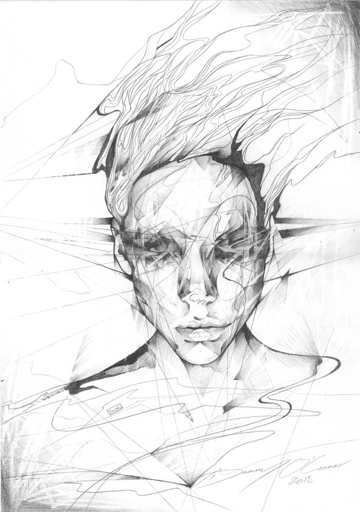 702x1000 Pencil Art Drawings