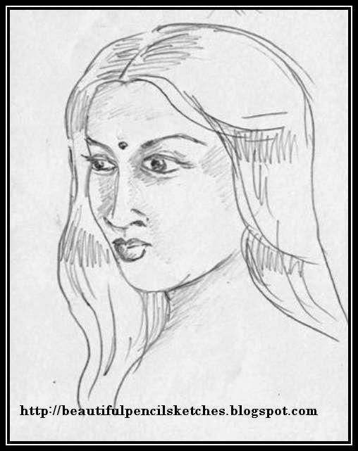 508x641 Beautiful Pencil Sketches April 2015