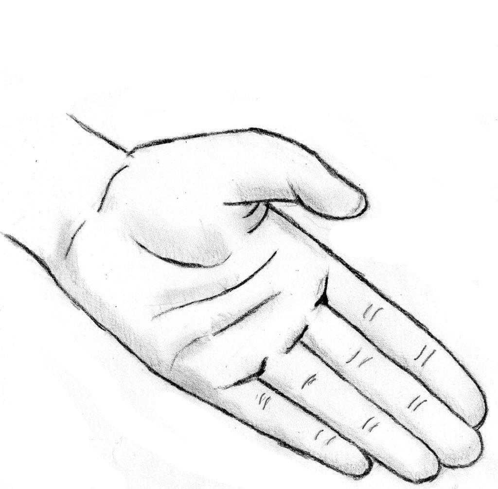 1024x1005 Hand Drawings Easy Simple Hand Drawings Simple Hand Drawings