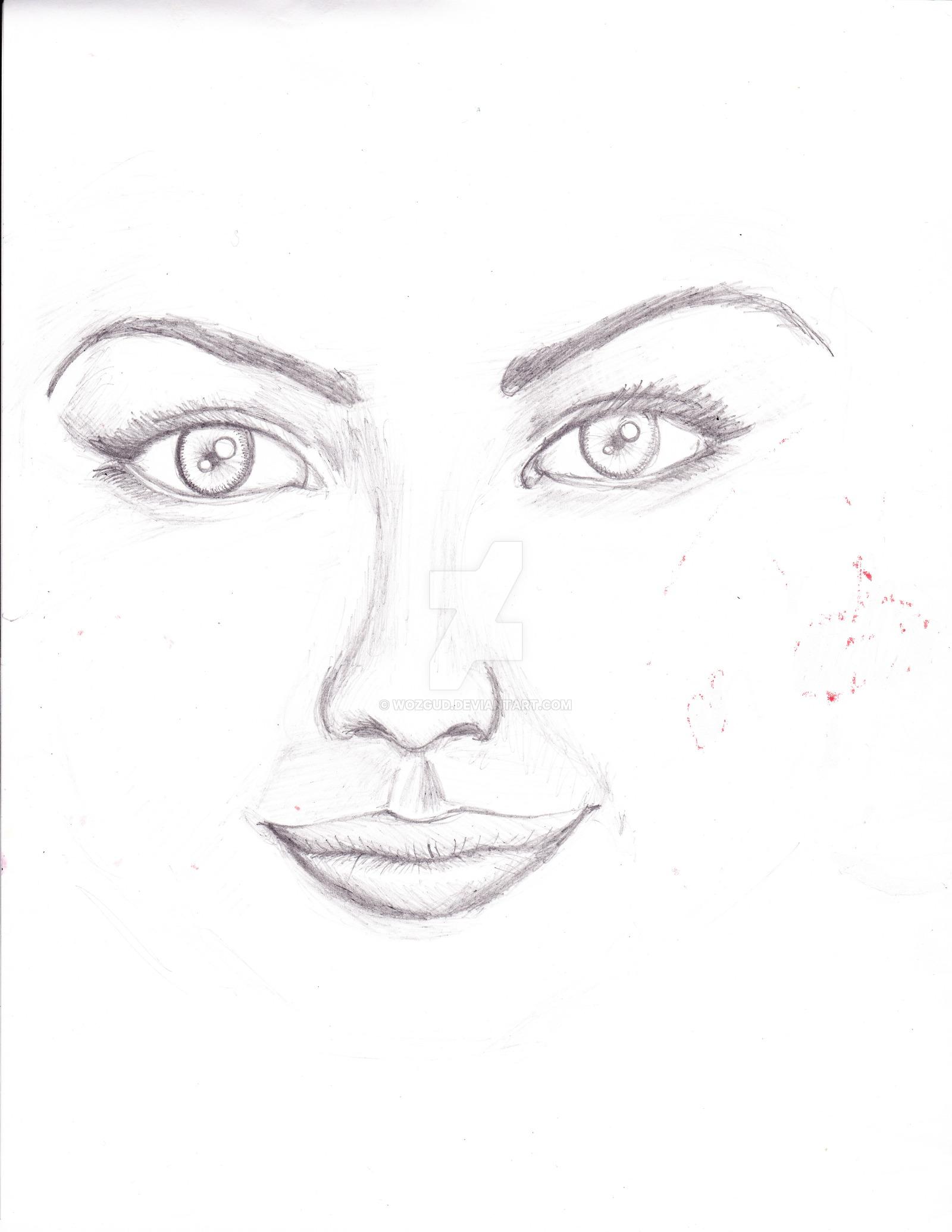 1600x2071 Yogurl (Pencil) By Wozgud