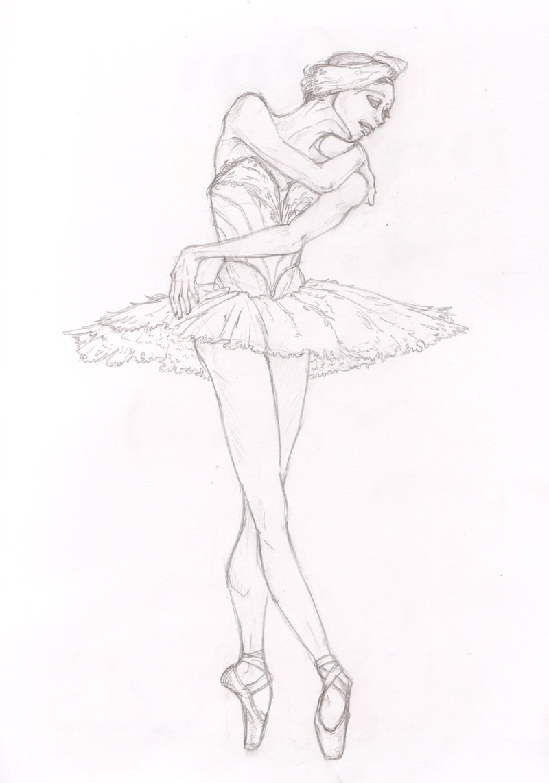 800x1142 Odette In Pencil By On @