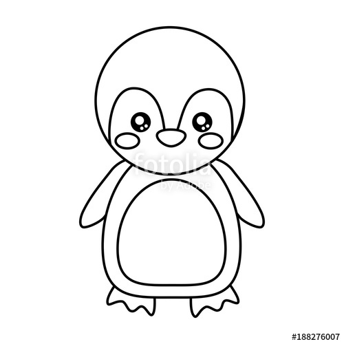 Free Penguin Coloring Pages To Print