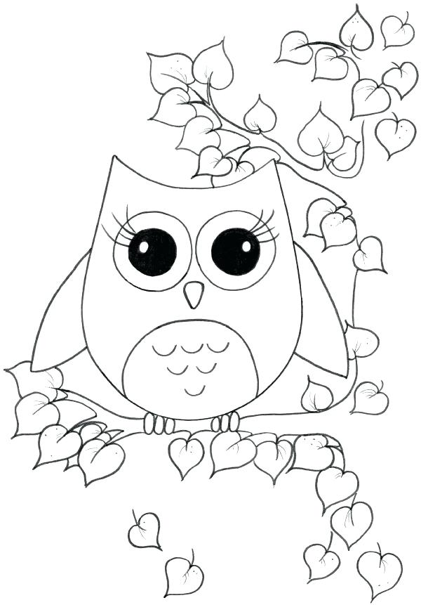 600x861 Elegant Cute Printable Coloring Pages Fee Baby Penguin For Kids