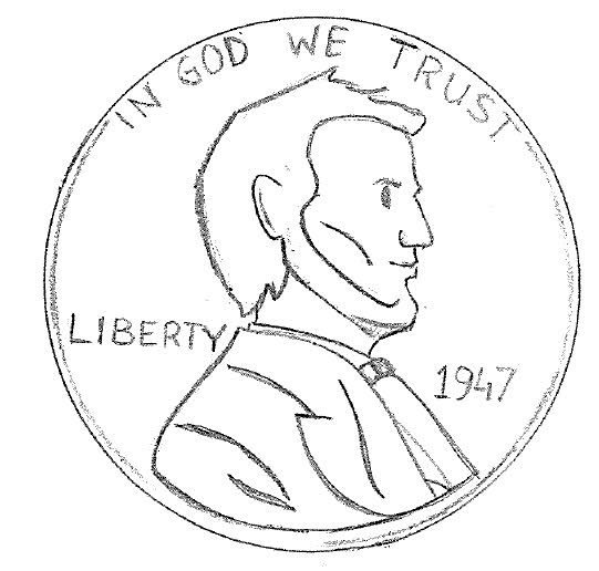 541x516 Penny Coloring Pages