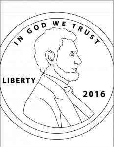 233x300 President's Day Penny