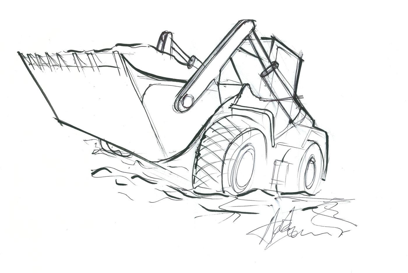 1400x936 Rapid Sketching