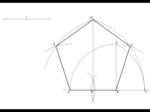 480x360 How To Draw A Pentagon Musica Movil