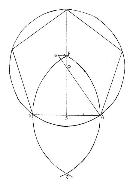443x613 Approximate Construction Of Regular Polygons Two Renaissance