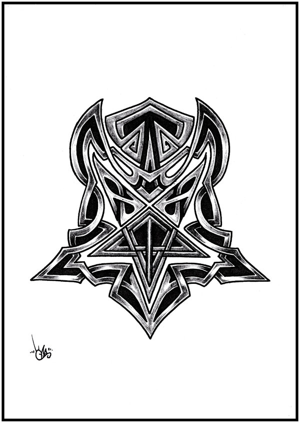 Pentagram Drawing At Getdrawings Com Free For Personal Use