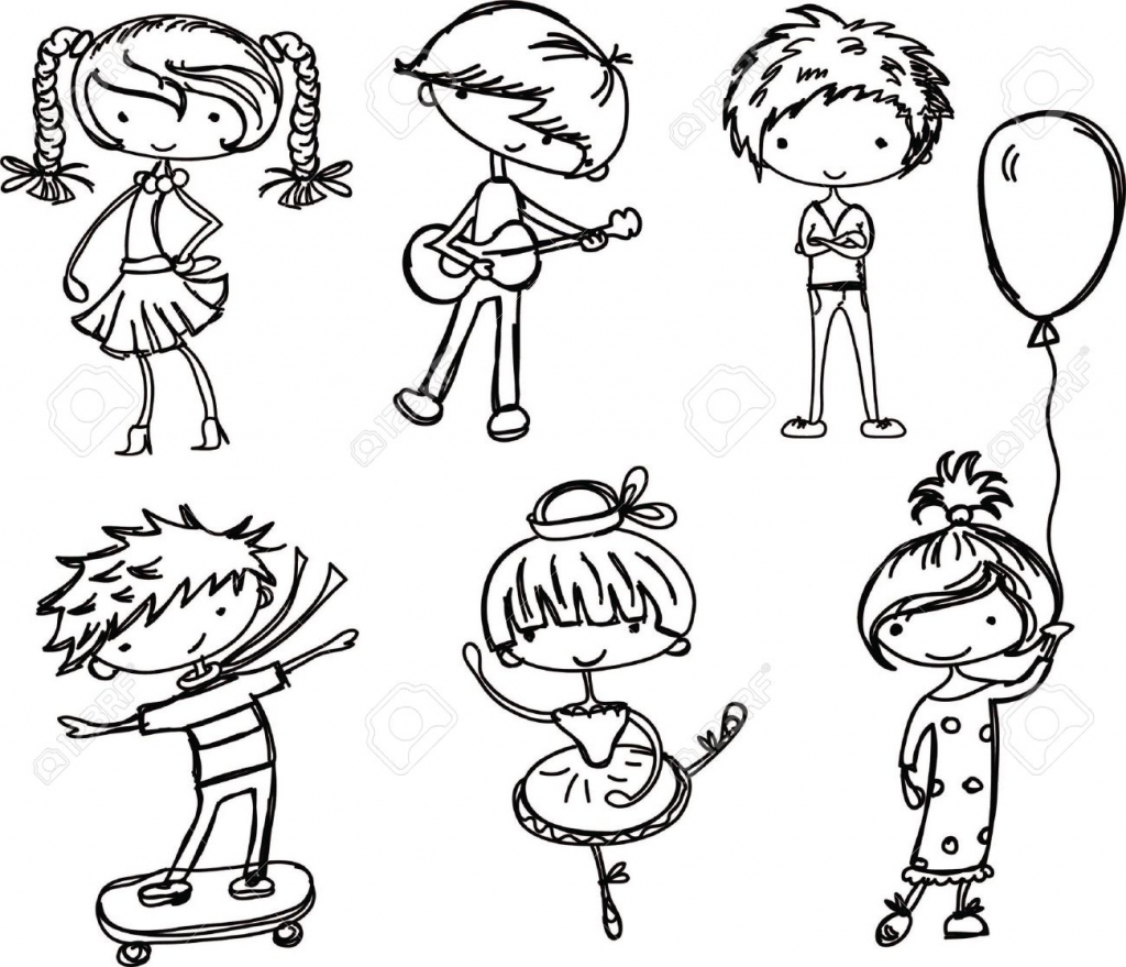 1024x879 Drawing Cartoon People 10 Best Images About Cartoons